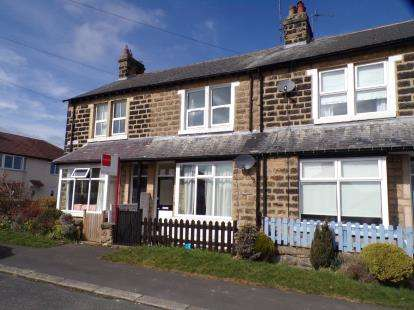 3 Bedrooms Terraced House for sale in Pine Street, Harrogate, ., North Yorkshire