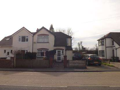 3 Bedrooms Semi Detached House for sale in Long Lane, Warrington, Cheshire