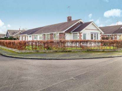 4 Bedrooms Bungalow for sale in Trent View Gardens, Radcliffe On Trent, Nottingham, Nottinghamshire