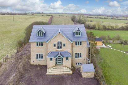 6 Bedrooms Detached House for sale in Chequers Hill, Wilden, Bedford, Bedfordshire