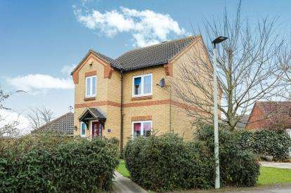 3 Bedrooms Detached House for sale in Atherstone Abbey, Bedford, Bedfordshire, .