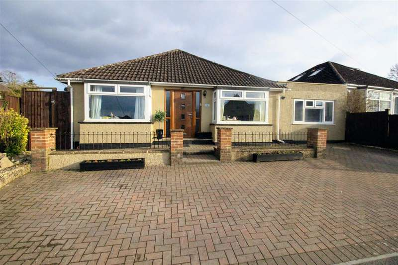 4 Bedrooms Bungalow for sale in Manor Orchard, Wanborough
