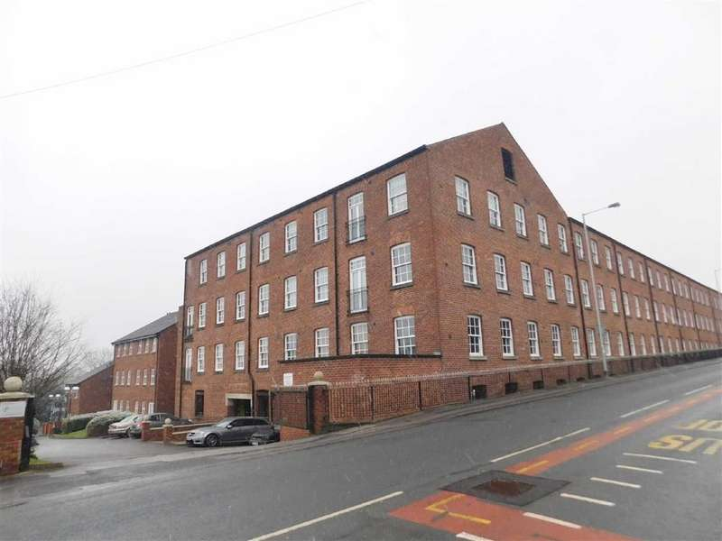 1 Bedroom Flat for sale in Springbank Court, Manor Road, Stockport