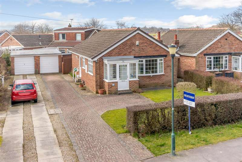 2 Bedrooms Detached Bungalow for sale in Fleet Lane, Tockwith, YO26 7QD