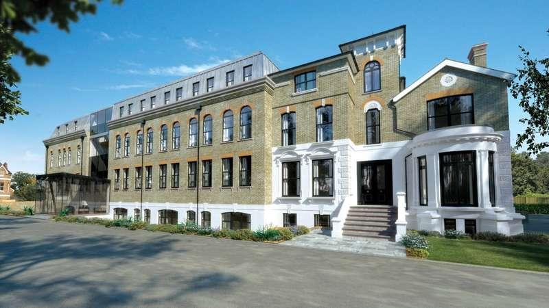 1 Bedroom Apartment Flat for sale in Teddington