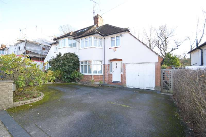 3 Bedrooms House for sale in Worcester Crescent, London