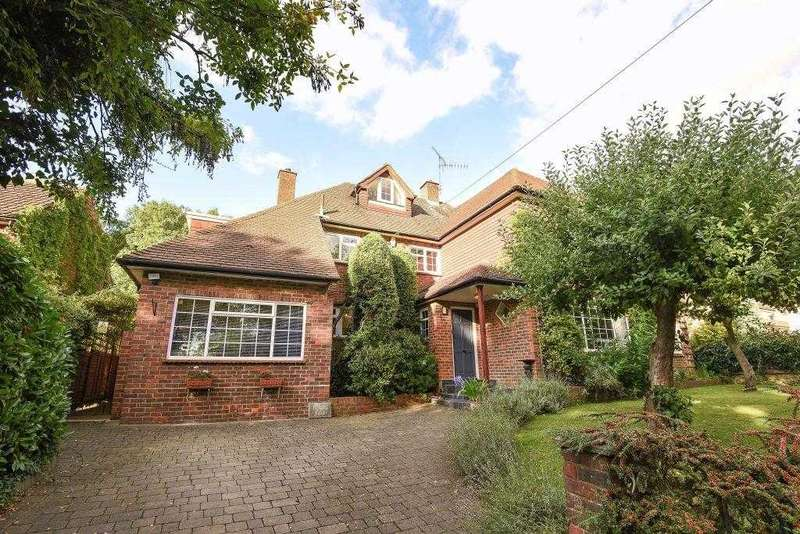 6 Bedrooms Detached House for sale in Wise Lane, Mill Hill