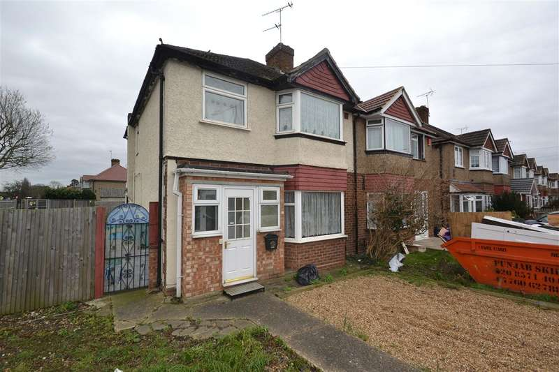 3 Bedrooms End Of Terrace House for sale in West View, Bedfont