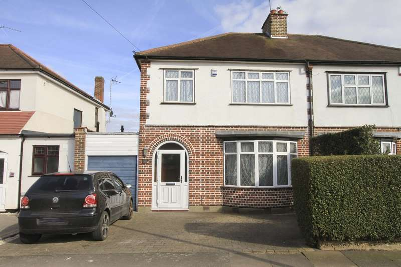 3 Bedrooms Semi Detached House for sale in Cannon Lane, Pinner