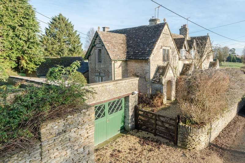 2 Bedrooms End Of Terrace House for rent in Willesley, Tetbury