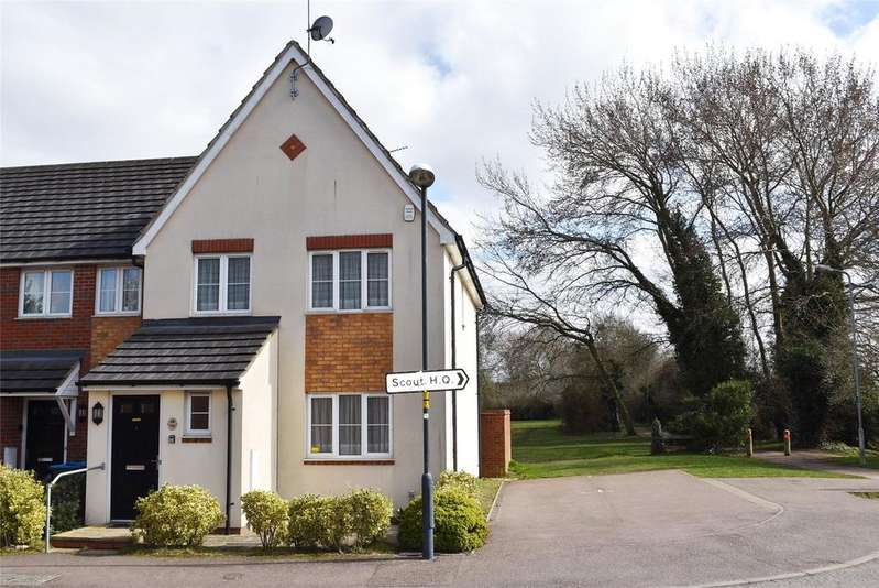 3 Bedrooms End Of Terrace House for sale in Piccadilly Mews, Winslow
