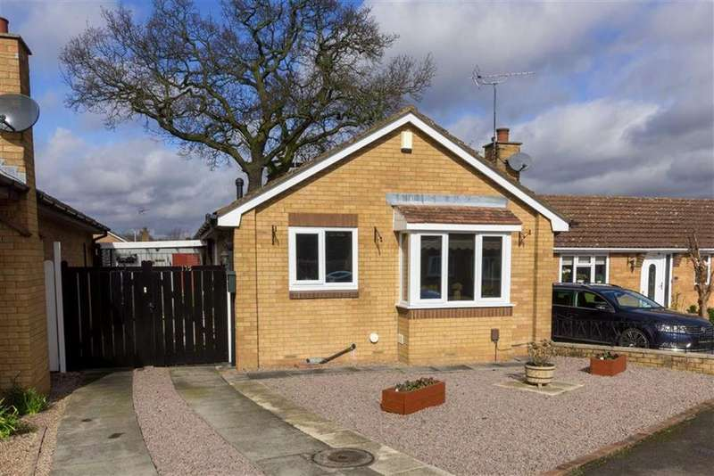 2 Bedrooms Detached Bungalow for sale in Fairway Road, Shepshed, LE12