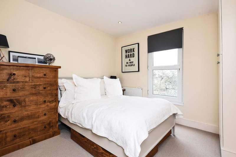 1 Bedroom Flat for sale in Earlsfield Road, Earlsfield