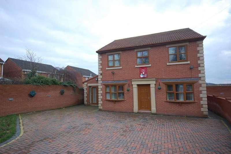 4 Bedrooms Detached House for rent in Ashwood Grange, Thornley