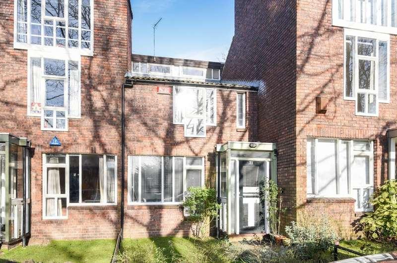 2 Bedrooms Terraced House for sale in Corner Green London SE3