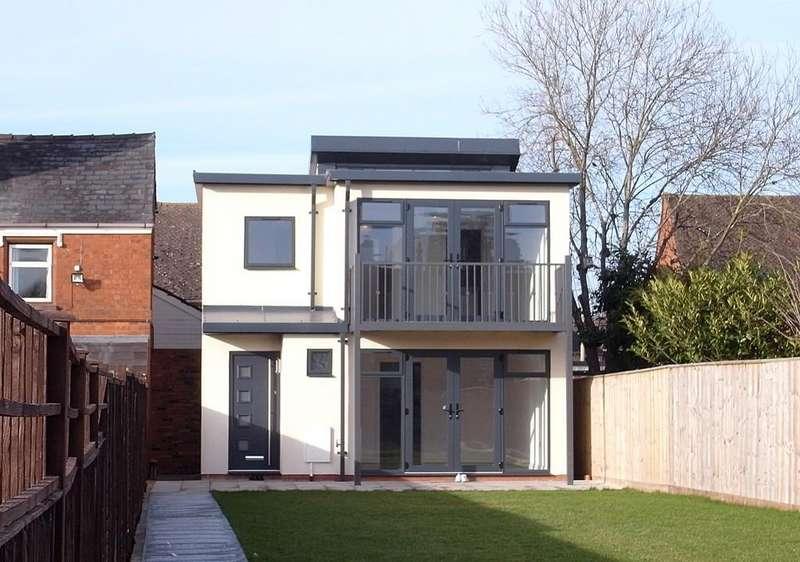 3 Bedrooms Detached House for sale in Bridge Street, Ledbury