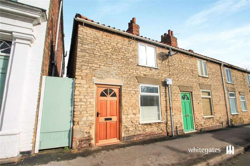 1 Bedroom End Of Terrace House for sale in High Street, Winterton, Scunthorpe, Lincolnshire, DN15