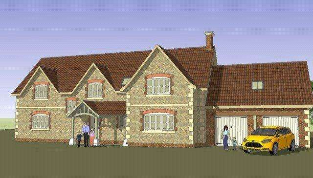 5 Bedrooms Detached House for sale in Avils Lane, Lower Stanton St. Quintin, Wiltshire