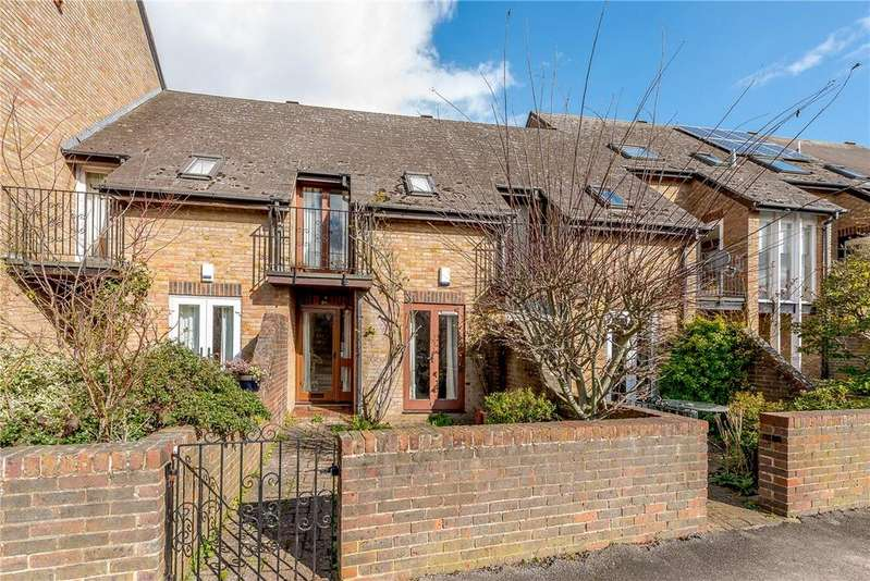 2 Bedrooms Terraced House for sale in Thames Street, Oxford, Oxfordshire, OX1