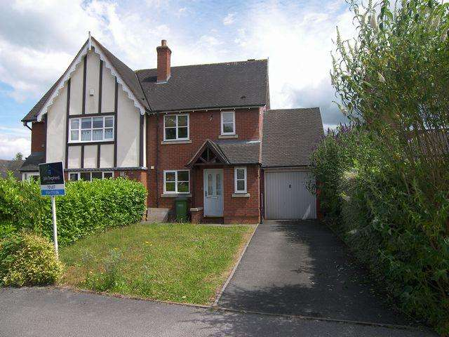3 Bedrooms Semi Detached House for rent in Stratford Road, Hockley Heath, Solihull, B94