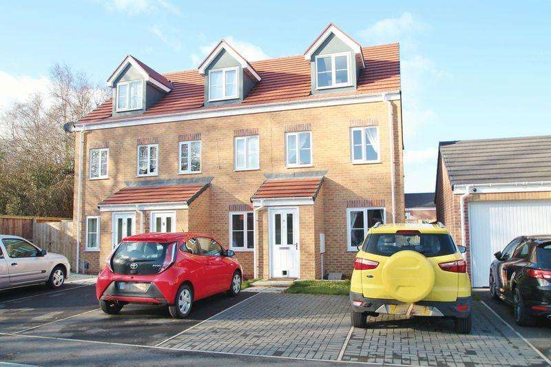 3 Bedrooms Terraced House for sale in Corporal Roberts Close, Hemlington