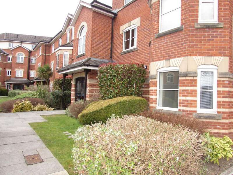2 Bedrooms Apartment Flat for sale in Starling Close, Sharston, Manchester, M22