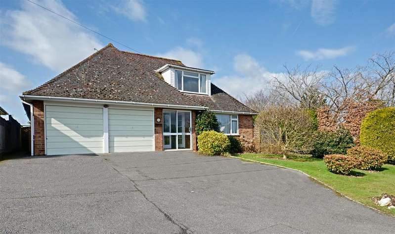 4 Bedrooms Detached House for sale in Ellerslie Lane, Bexhill-On-Sea