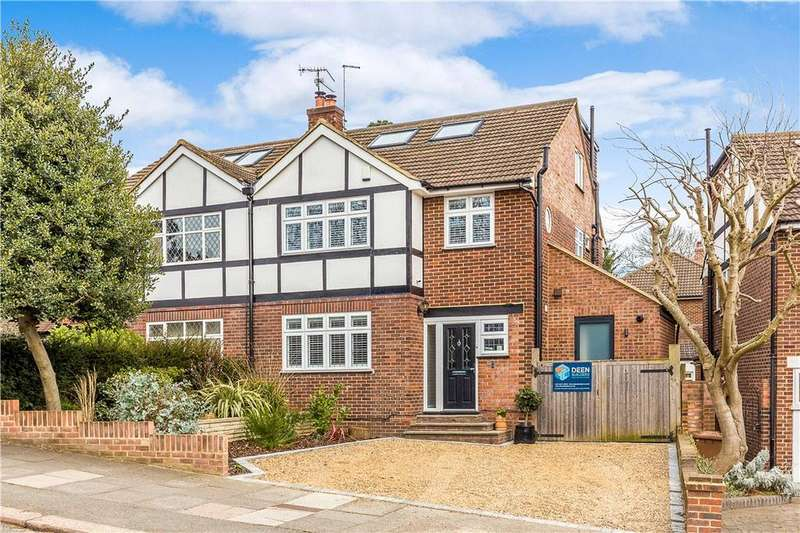 4 Bedrooms House for sale in Pepys Road, London, SW20