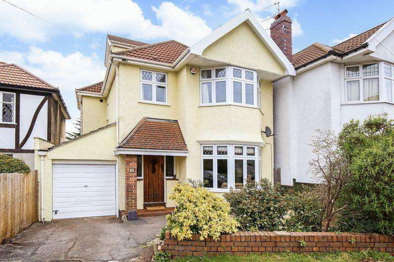 5 Bedrooms Detached House for sale in Kewstoke Road, Bristol