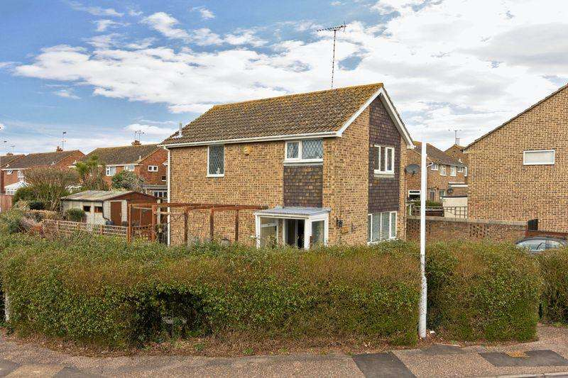 3 Bedrooms Detached House for sale in Boxgrove, Goring-by-Sea