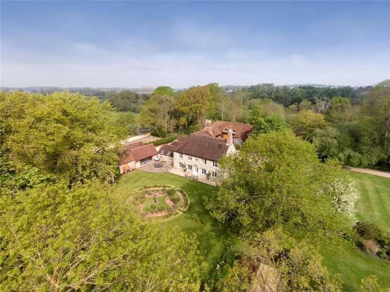 5 Bedrooms Detached House for sale in Iwerne Minster, Blandford Forum, Dorset, DT11