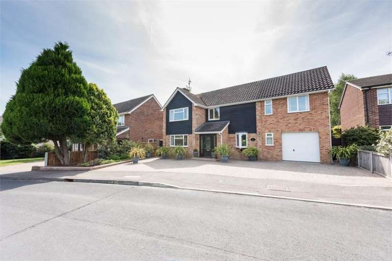 6 Bedrooms Detached House for sale in Gosfield, HALSTEAD, Essex