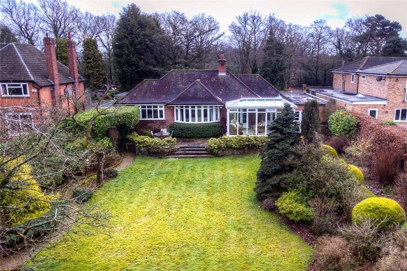 3 Bedrooms Detached Bungalow for sale in Broad Lane, Tanworth-in-Arden, Solihull, B94