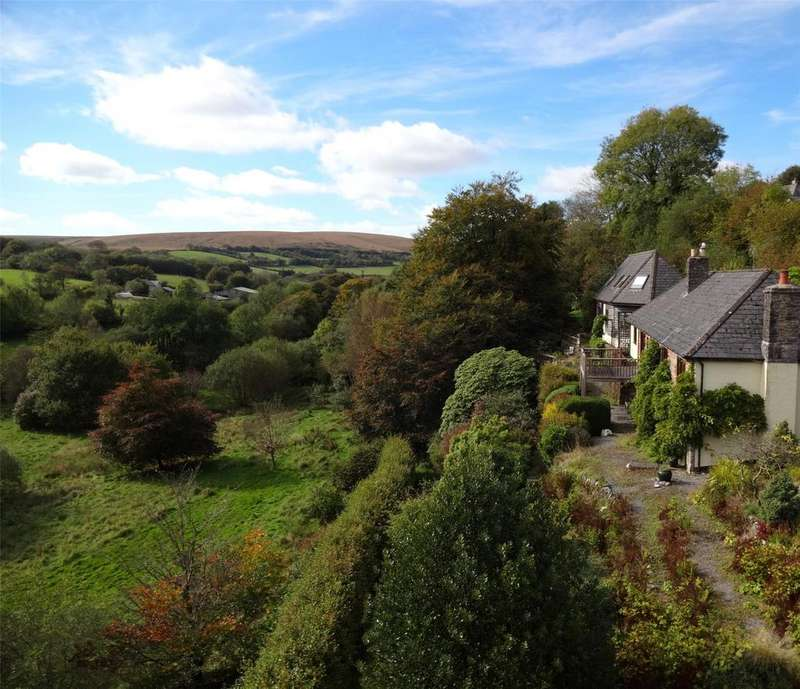 4 Bedrooms Equestrian Facility Character Property for sale in Newlands Lane, Exmoor