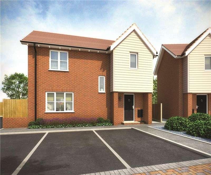 3 Bedrooms Link Detached House for sale in PLOT 50 NEWLAND PHASE 3, Navigation Point, Cinder Lane, Castleford
