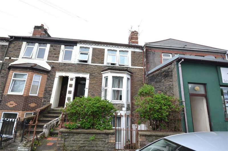 6 Bedrooms Terraced House for sale in Richards Street, Cathays, Cardiff, CF24