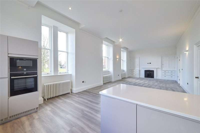 2 Bedrooms Flat for sale in The Alexandra, Backford Hall, Backford Park, Chester, CH2