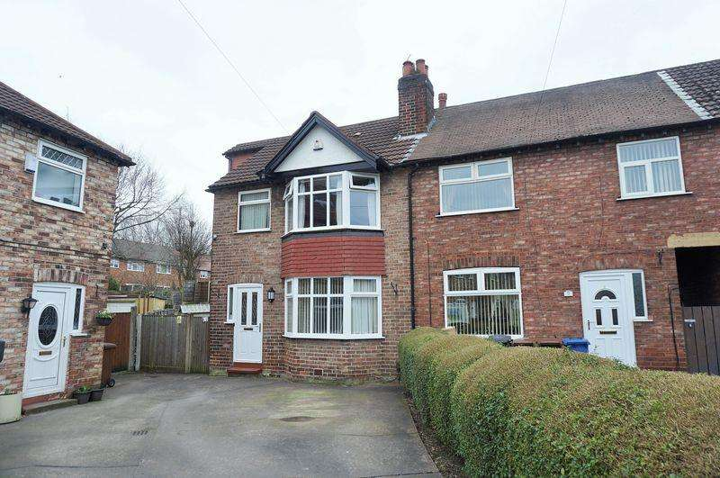 4 Bedrooms Semi Detached House for sale in Bleatarn Road, Heavily