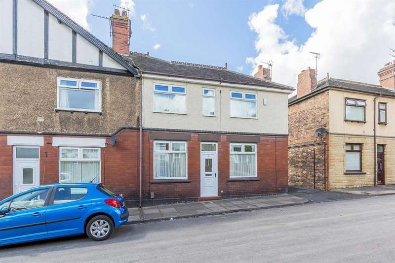3 Bedrooms Semi Detached House for sale in Highgrove Road, Trent Vale, Stoke-on-Trent, ST4 5PD