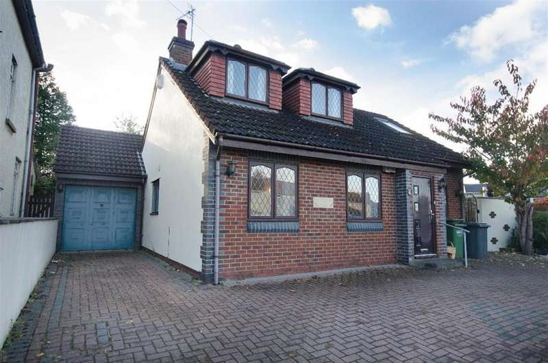3 Bedrooms Detached House for sale in St. James Street, Mangotsfield, Bristol, BS16 9HE