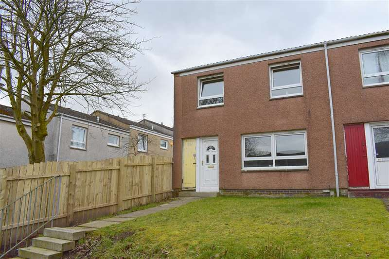 3 Bedrooms End Of Terrace House for rent in Lavender Drive, East Kilbride