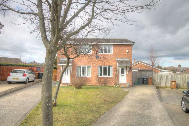 2 Bedrooms End Of Terrace House for sale in Pemberton Road, Newton Aycliffe, County Durham, DL5