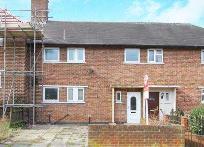 2 Bedrooms Terraced House for sale in Greenwood Road, Sheffield, South Yorkshire