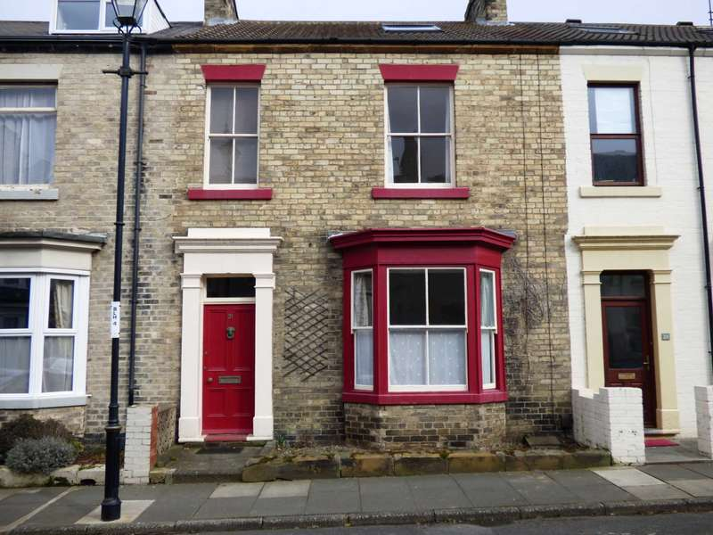 4 Bedrooms Town House for sale in Garnet Street, Saltburn By The Sea