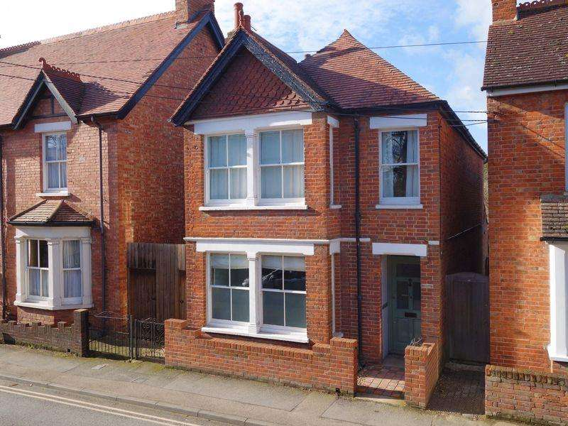 3 Bedrooms Detached House for sale in Nelson Street, Thame