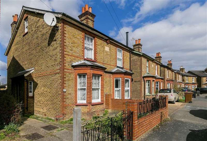 3 Bedrooms Semi Detached House for sale in Miles Road, Epsom, Surrey