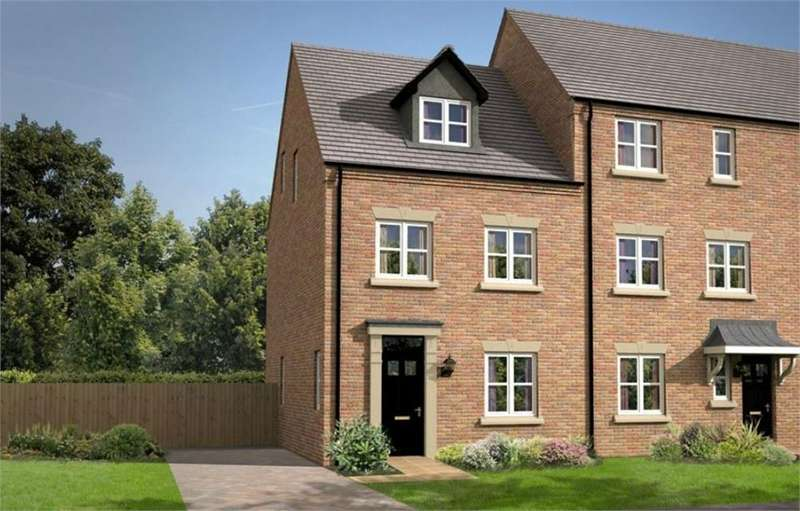 3 Bedrooms Semi Detached House for sale in Harworth Road, Lea Green, St Helens, Merseyside