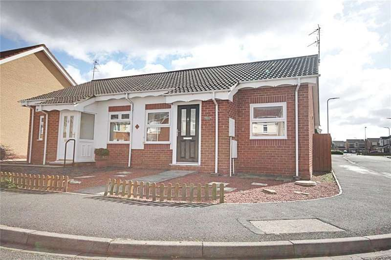 2 Bedrooms Bungalow for sale in Thirwall Drive, Ingleby Barwick