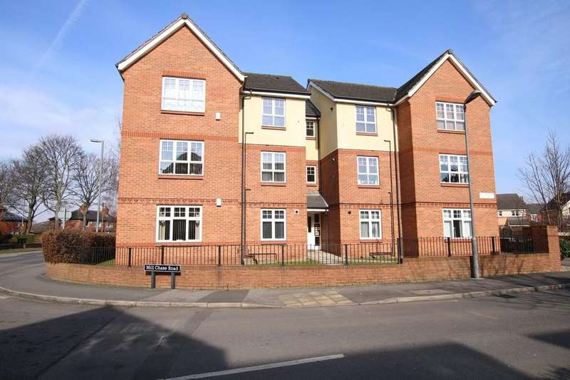 2 Bedrooms Apartment Flat for sale in Mill Chase Road, Alverthorpe