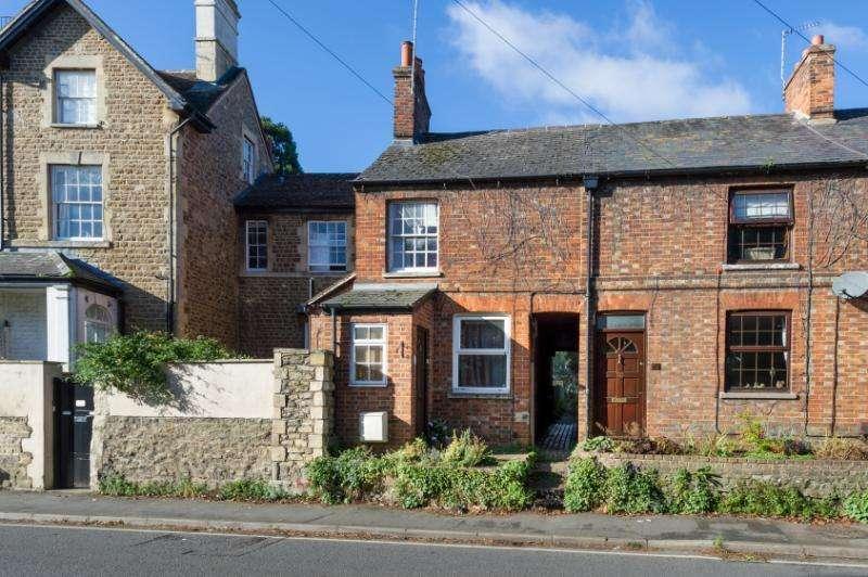 2 Bedrooms Maisonette Flat for sale in Spring Road, Abingdon